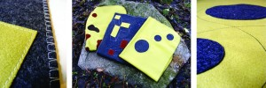 cradle to cradle blanket - bonkeli - ekologiska barnkläder